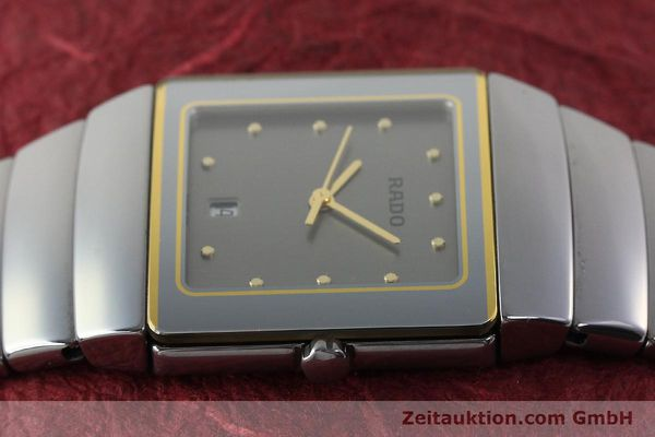 Used luxury watch Rado Sintra ceramic quartz Kal. ETA 256111 Ref. 152.0332.3  | 142173 05