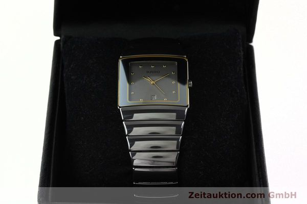 Used luxury watch Rado Sintra ceramic quartz Kal. ETA 256111 Ref. 152.0332.3  | 142173 07