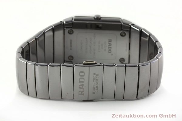 Used luxury watch Rado Sintra ceramic quartz Kal. ETA 256111 Ref. 152.0332.3  | 142173 10