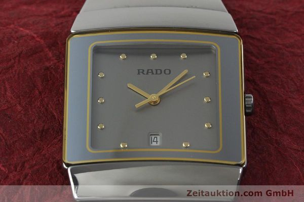 Used luxury watch Rado Sintra ceramic quartz Kal. ETA 256111 Ref. 152.0332.3  | 142173 13