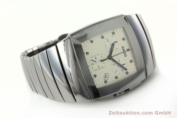 Used luxury watch Rado Sintra chronograph ceramic quartz Kal. ETA 251.471 Ref. 538.0434.3  | 142175 03