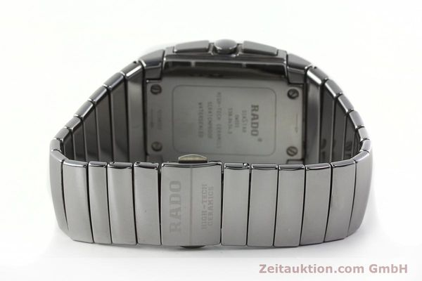 Used luxury watch Rado Sintra chronograph ceramic quartz Kal. ETA 251.471 Ref. 538.0434.3  | 142175 11