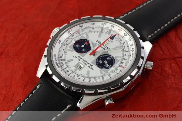 Used luxury watch Breitling Chrono-Matic chronograph steel automatic Kal. B41 ETA 2892A2 Ref. A41360  | 142192 01