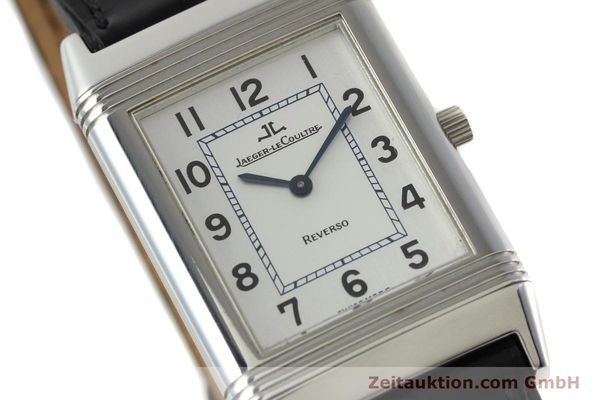 Used luxury watch Jaeger Le Coultre Reverso steel manual winding Kal. 846/1 Ref. 250.8.86  | 142202 02