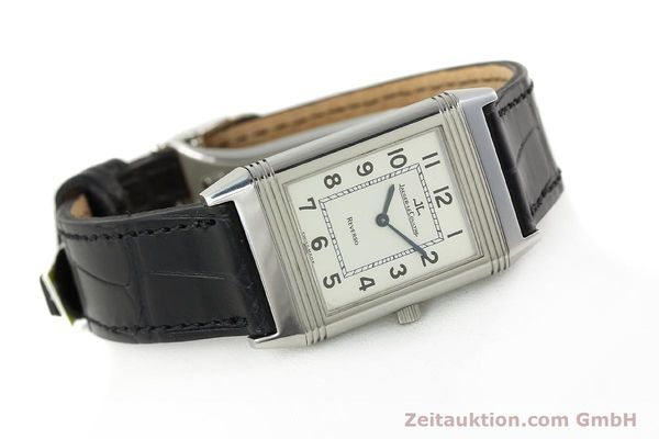 Used luxury watch Jaeger Le Coultre Reverso steel manual winding Kal. 846/1 Ref. 250.8.86  | 142202 03