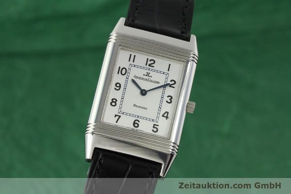 Used luxury watch Jaeger Le Coultre Reverso steel manual winding Kal. 846/1 Ref. 250.8.86  | 142202 04