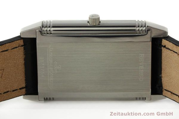 Used luxury watch Jaeger Le Coultre Reverso steel manual winding Kal. 846/1 Ref. 250.8.86  | 142202 09