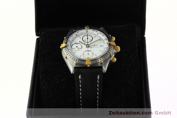 Used luxury watch Breitling Chronomat chronograph steel / gold automatic Kal. VAL 7750 Ref. 81950  | 142207 07