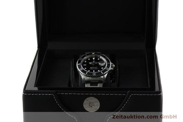 Used luxury watch Rolex Submariner steel automatic Kal. 3135 Ref. 16610  | 142213 07