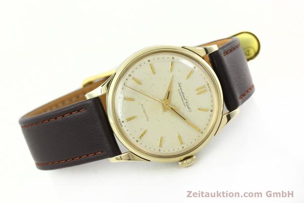 Used luxury watch IWC Portofino 14 ct yellow gold automatic Kal. 852  | 142224 03