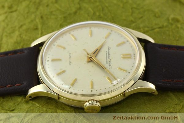 Used luxury watch IWC Portofino 14 ct yellow gold automatic Kal. 852  | 142224 05
