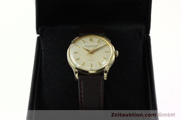 Used luxury watch IWC Portofino 14 ct yellow gold automatic Kal. 852  | 142224 07
