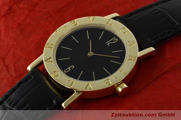 Used luxury watch Bvlgari Bvlgari 18 ct gold quartz Kal. 956.031 Ref. BB30GL  | 142226 01