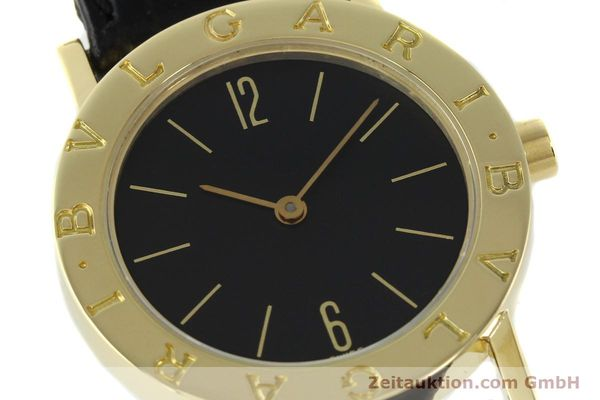 Used luxury watch Bvlgari Bvlgari 18 ct gold quartz Kal. 956.031 Ref. BB30GL  | 142226 02