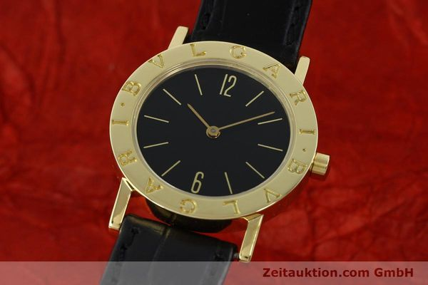 Used luxury watch Bvlgari Bvlgari 18 ct gold quartz Kal. 956.031 Ref. BB30GL  | 142226 04