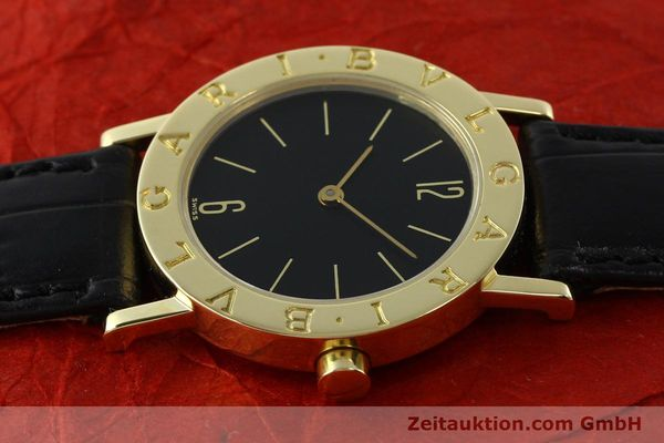 Used luxury watch Bvlgari Bvlgari 18 ct gold quartz Kal. 956.031 Ref. BB30GL  | 142226 05