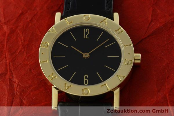 Used luxury watch Bvlgari Bvlgari 18 ct gold quartz Kal. 956.031 Ref. BB30GL  | 142226 13