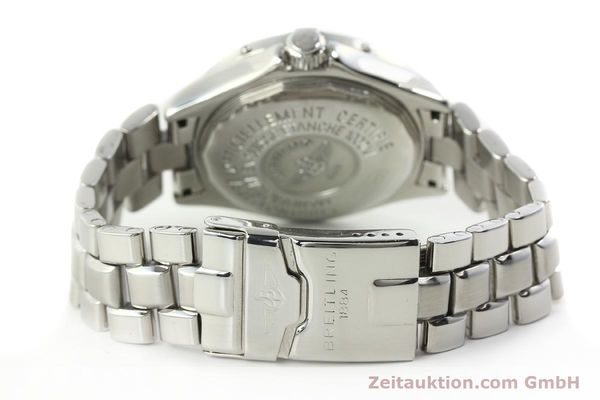 Used luxury watch Breitling Superocean steel automatic Kal. B17 ETA 2824-2 Ref. A17340  | 142227 11
