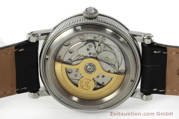 Used luxury watch Chronoswiss Regulateur steel automatic Kal. 122 Ref. CH1223  | 142228 09