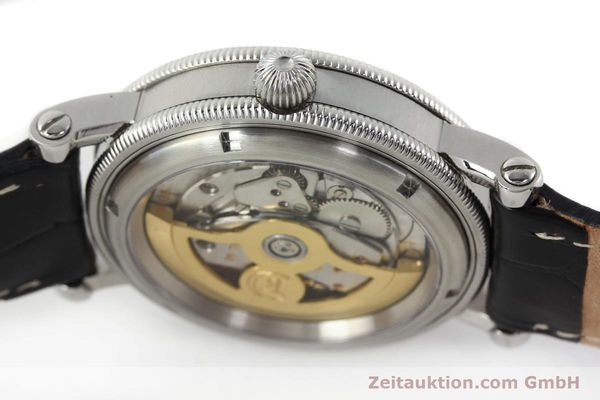 Used luxury watch Chronoswiss Regulateur steel automatic Kal. 122 Ref. CH1223  | 142228 11