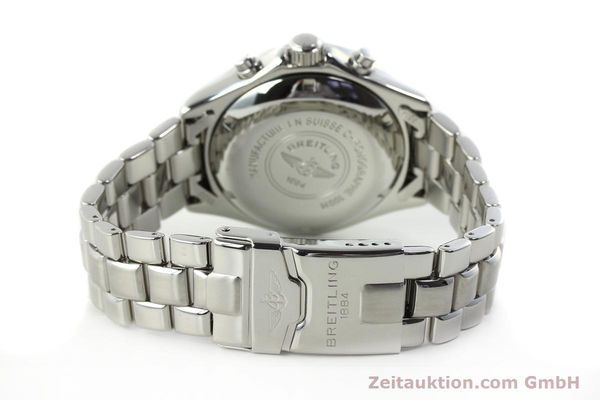 Used luxury watch Breitling Colt chronograph steel automatic Kal. B13 ETA 7750 Ref. A13035.1  | 142235 12