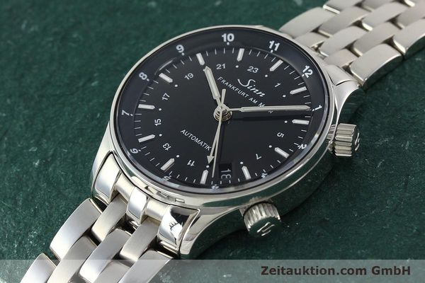 Used luxury watch Sinn 6036 steel automatic Kal. ETA 2893-2 Ref. 6036.0058  | 142236 01