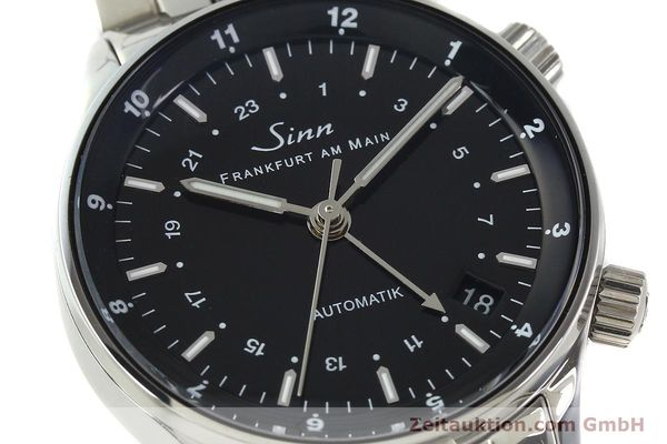 Used luxury watch Sinn 6036 steel automatic Kal. ETA 2893-2 Ref. 6036.0058  | 142236 02