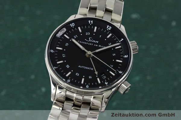 Used luxury watch Sinn 6036 steel automatic Kal. ETA 2893-2 Ref. 6036.0058  | 142236 04