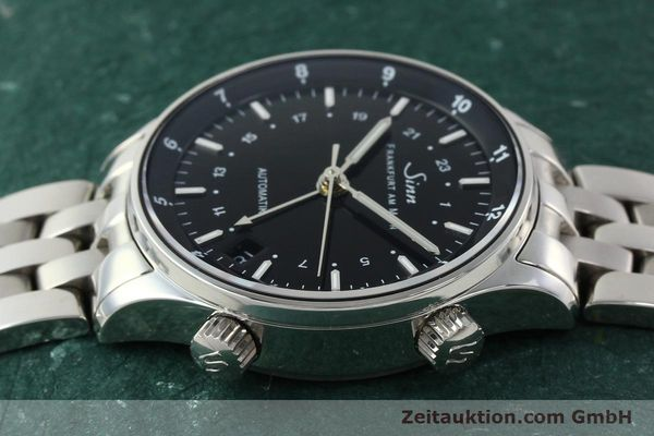 Used luxury watch Sinn 6036 steel automatic Kal. ETA 2893-2 Ref. 6036.0058  | 142236 05