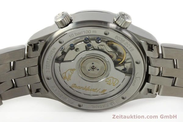 Used luxury watch Sinn 6036 steel automatic Kal. ETA 2893-2 Ref. 6036.0058  | 142236 09