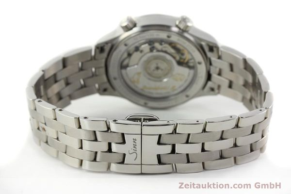 Used luxury watch Sinn 6036 steel automatic Kal. ETA 2893-2 Ref. 6036.0058  | 142236 12