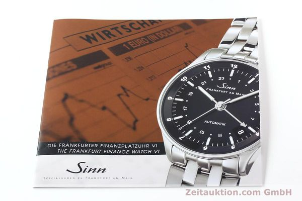 Used luxury watch Sinn 6036 steel automatic Kal. ETA 2893-2 Ref. 6036.0058  | 142236 13