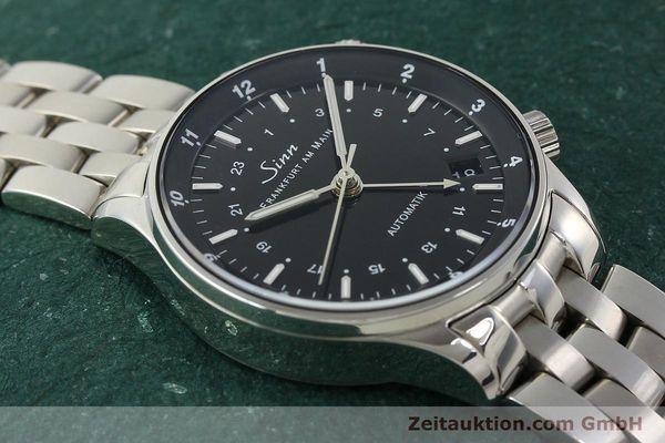 Used luxury watch Sinn 6036 steel automatic Kal. ETA 2893-2 Ref. 6036.0058  | 142236 16