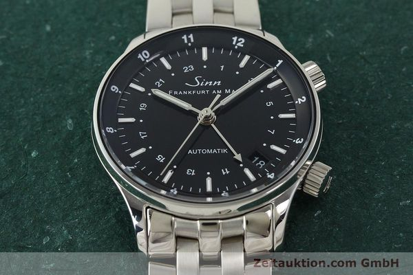 Used luxury watch Sinn 6036 steel automatic Kal. ETA 2893-2 Ref. 6036.0058  | 142236 17