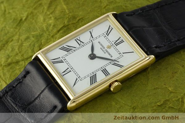 Used luxury watch Vacheron & Constantin * 18 ct gold manual winding Kal. 1003/1 Ref. 33201  | 142237 01