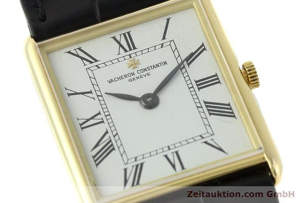 Used luxury watch Vacheron & Constantin * 18 ct gold manual winding Kal. 1003/1 Ref. 33201  | 142237 02