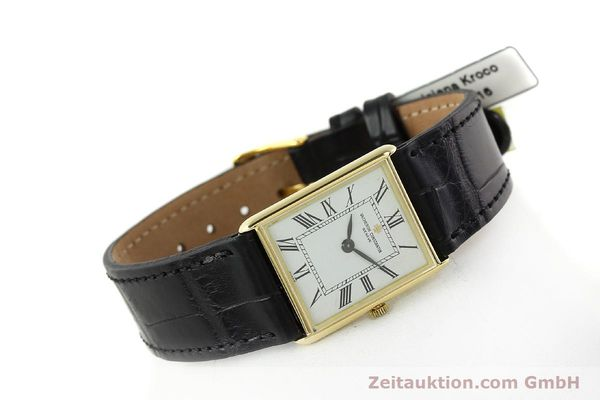 Used luxury watch Vacheron & Constantin * 18 ct gold manual winding Kal. 1003/1 Ref. 33201  | 142237 03
