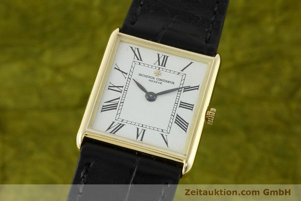 Used luxury watch Vacheron & Constantin * 18 ct gold manual winding Kal. 1003/1 Ref. 33201  | 142237 04