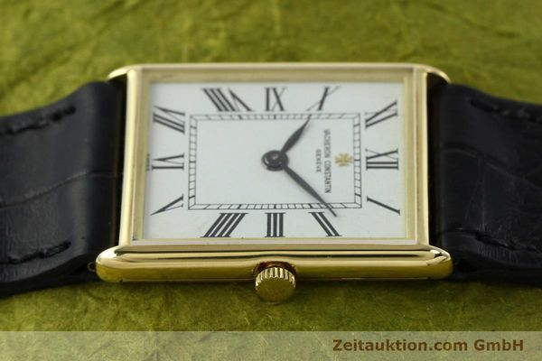 Used luxury watch Vacheron & Constantin * 18 ct gold manual winding Kal. 1003/1 Ref. 33201  | 142237 05
