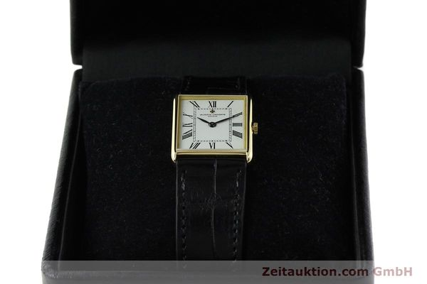 Used luxury watch Vacheron & Constantin * 18 ct gold manual winding Kal. 1003/1 Ref. 33201  | 142237 07