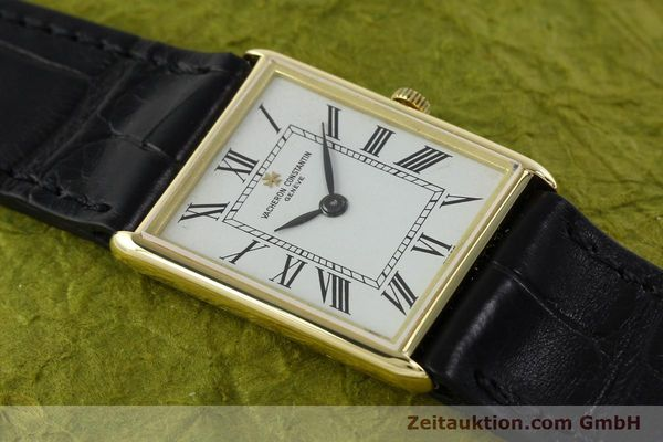 Used luxury watch Vacheron & Constantin * 18 ct gold manual winding Kal. 1003/1 Ref. 33201  | 142237 13