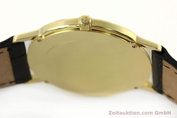 Used luxury watch Jaeger Le Coultre * 18 ct gold quartz Kal. 609 Ref. 111.1.09  | 142239 08