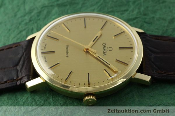 Used luxury watch Omega * 14 ct yellow gold manual winding Kal. 1030 Ref. 1211  | 142241 05
