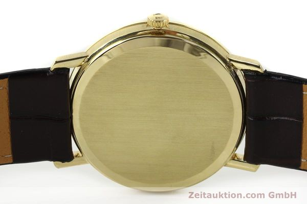 Used luxury watch Omega * 14 ct yellow gold manual winding Kal. 1030 Ref. 1211  | 142241 08