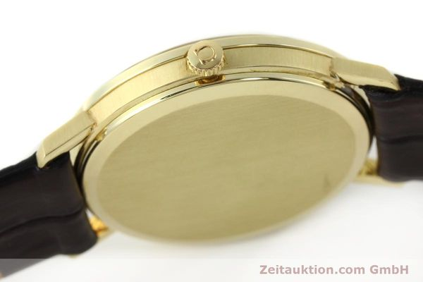 Used luxury watch Omega * 14 ct yellow gold manual winding Kal. 1030 Ref. 1211  | 142241 11