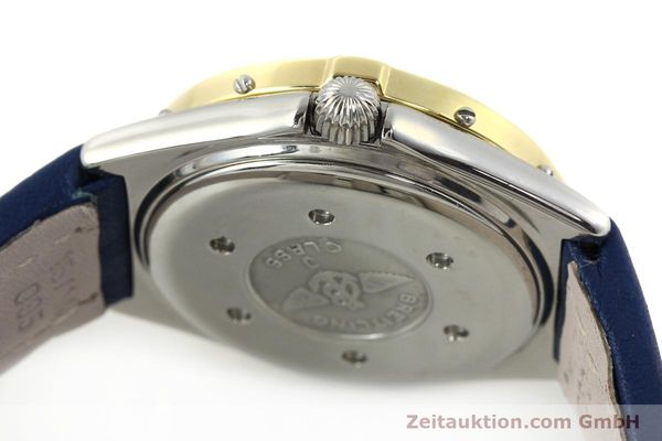Used luxury watch Breitling J-Class steel / gold quartz Kal. B52 ETA 956.112 Ref. D52063  | 142243 08