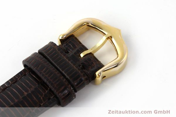 Used luxury watch Cartier * 18 ct gold manual winding Kal. 71-1 ETA 7512-1  | 142249 10