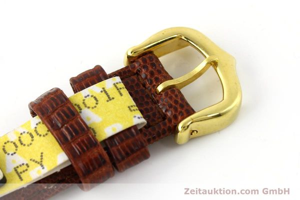 Used luxury watch Cartier Vermeil silver-gilt quartz Kal. 81  | 142250 10