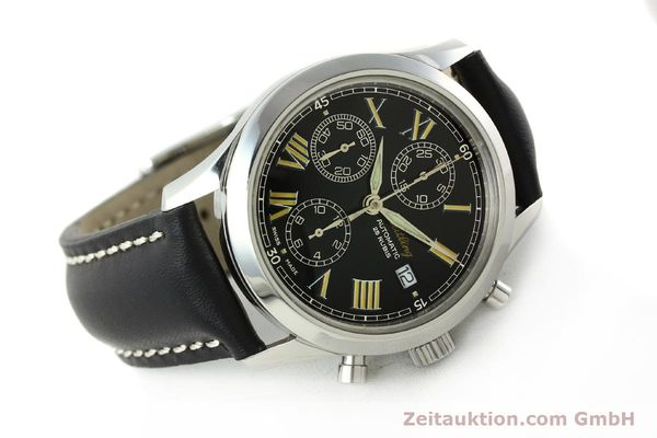Used luxury watch Breitling Grand Premier chronograph steel automatic Kal. B13 ETA 7750 Ref. A13024.1  | 142254 03