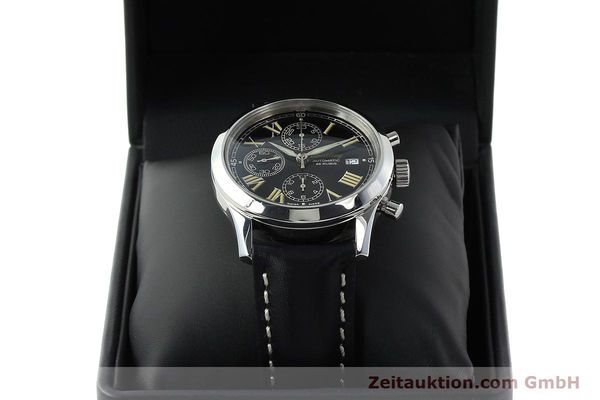 Used luxury watch Breitling Grand Premier chronograph steel automatic Kal. B13 ETA 7750 Ref. A13024.1  | 142254 07